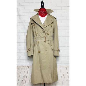 VTG BURBERRY Kensington Trench Coat